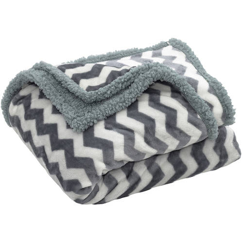 Fifi Sherpa Throw