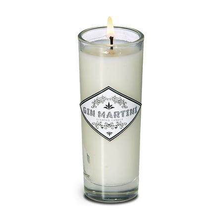 Candle - Gin Martini Shot Glass