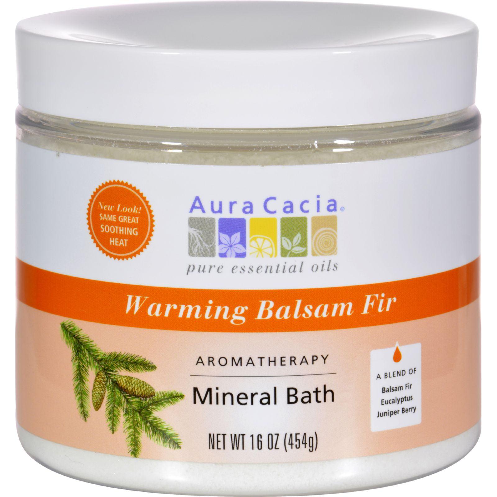 Frontier Natural Aura Cacia  Mineral Bath, 16 oz