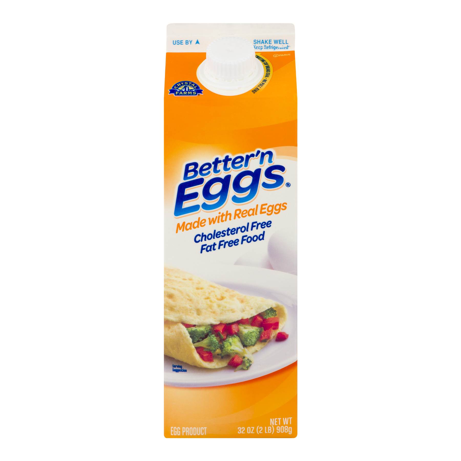 Crystal Farms Better'n Eggs, 32.0 OZ