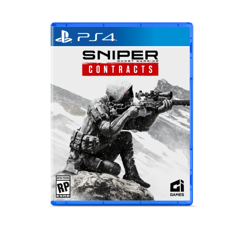 Sniper Ghost Warrior: Contracts, CI Games, PlayStation 4,