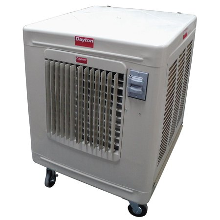 Dayton Air Conditioning - Dayton Portable Evaporative Cooler, 3800/2376cfm - 6RJZ3