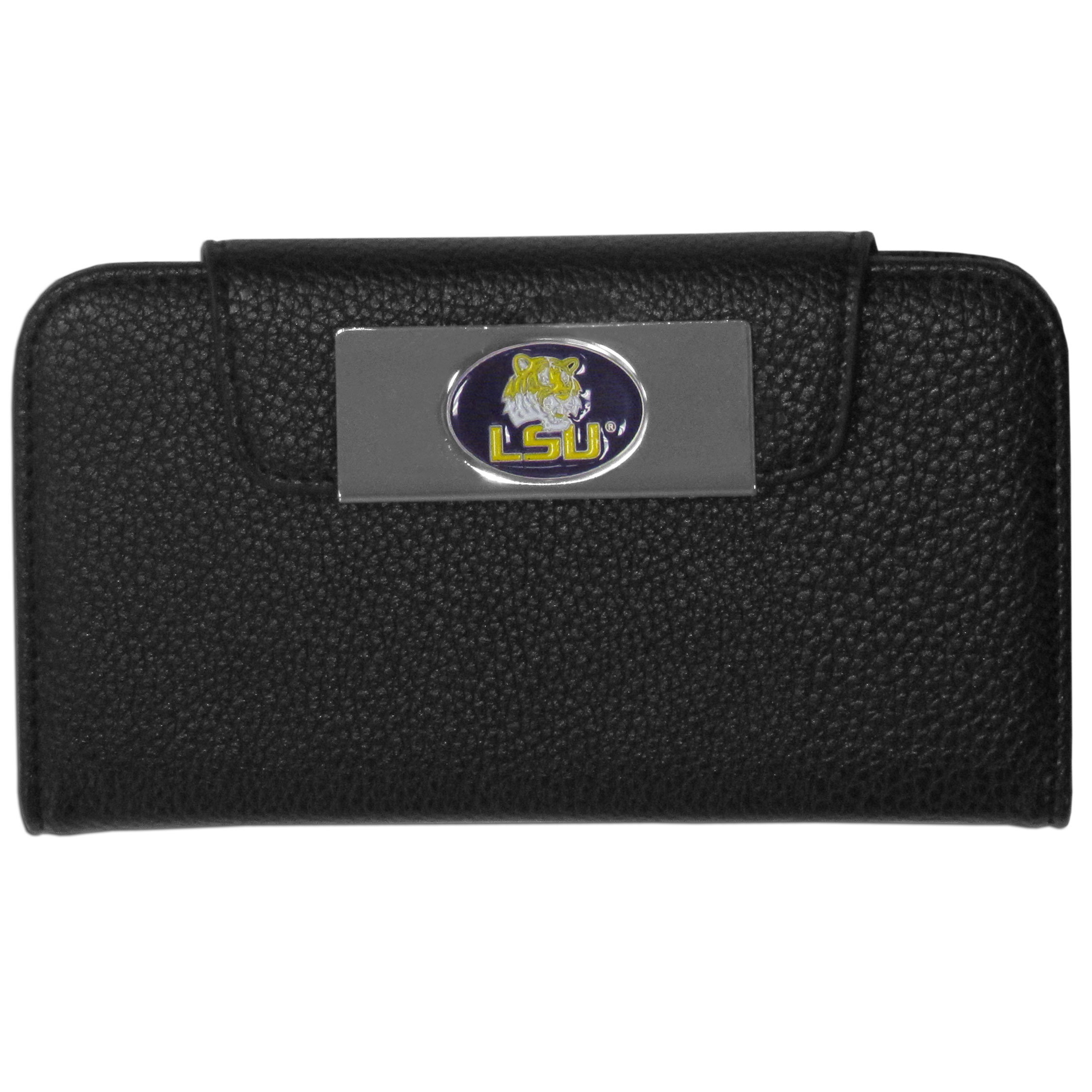 Siskiyou CWCI43 LSU Tigers iPhone 5/5S Wallet Case