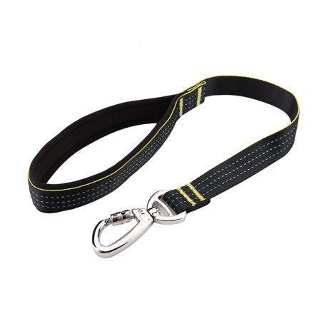 HURRISE Collier de chien en nylon laisse la formation de marche en toute sécurité laisse avec boucle de verrouillage, laisse de chien laisse, laisse de chien - image 6 de 8