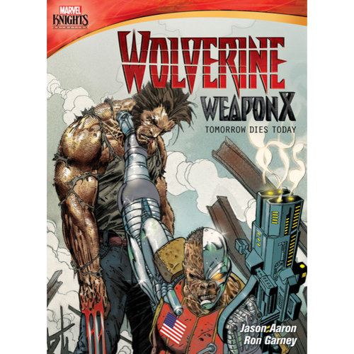 Marvel Knights: Wolverine Weapon X - Tomorrow Dies Today (Widescreen)