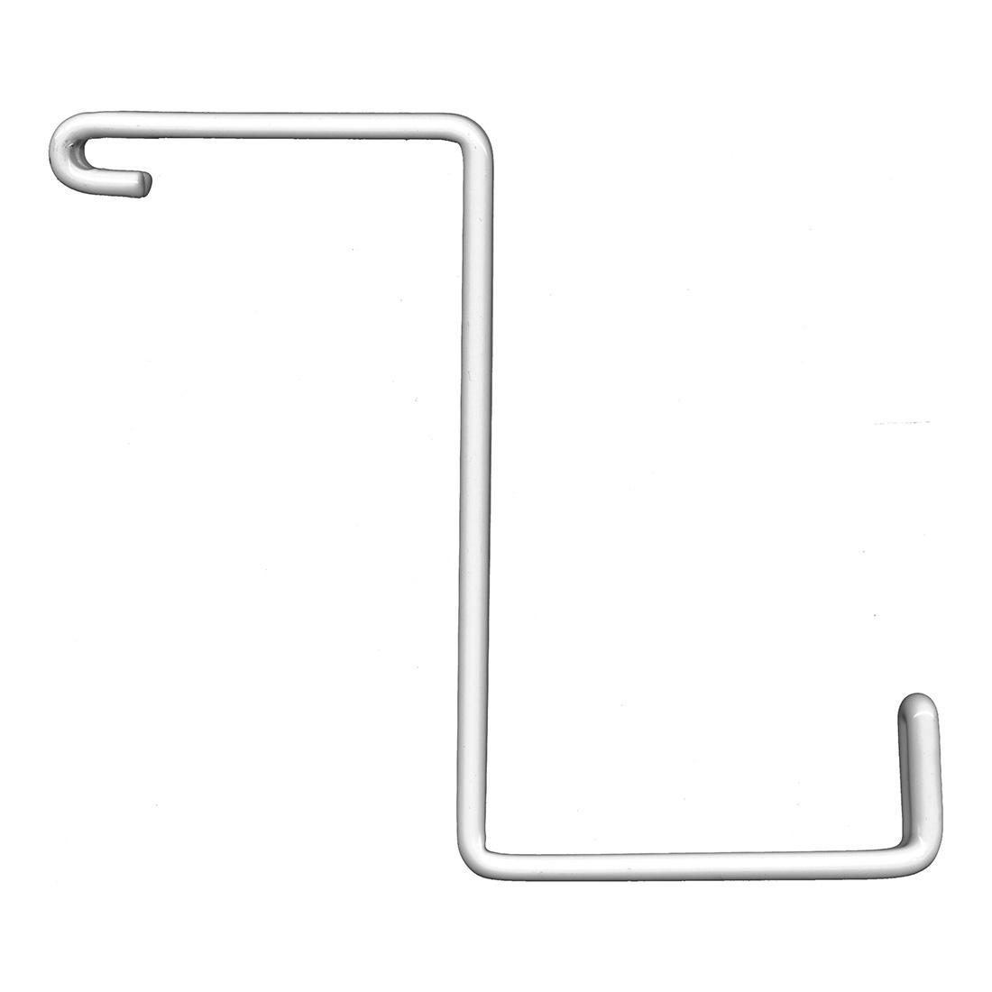 Hyloft Add-on Storage Hook in White (Set of 4)