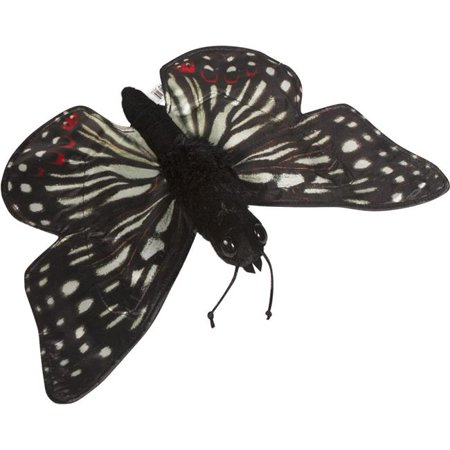 Sunny Toys NP8242 14 In. Butterfly - Checkerspot, Animal Puppet - image 1 of 1