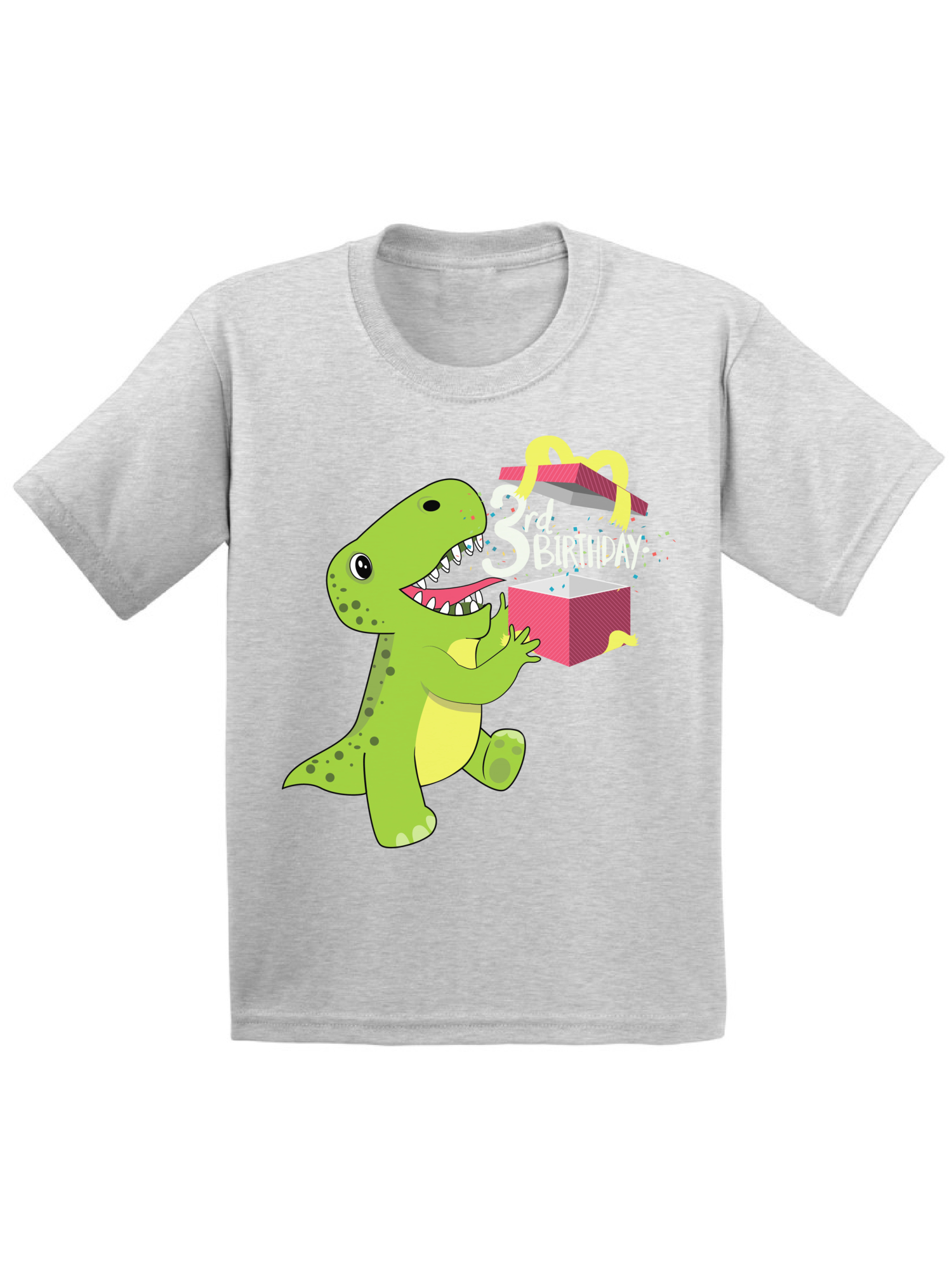 Awkward Styles Dinosaur Birthday Toddler Shirt Gifts for 3 Year Old Birthday Boy Shirt 3rd Birthday Girl Outfit Dinosaur Gifts for Toddler Dinosaur Themed Birthday Party 3rd Birthday Party Shirt