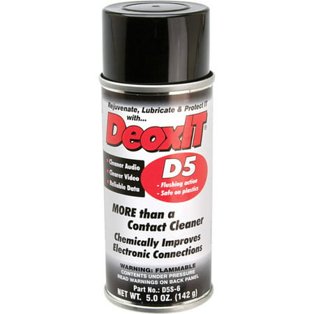 Hosa Technology DeoxIT Contact Cleaner - 3