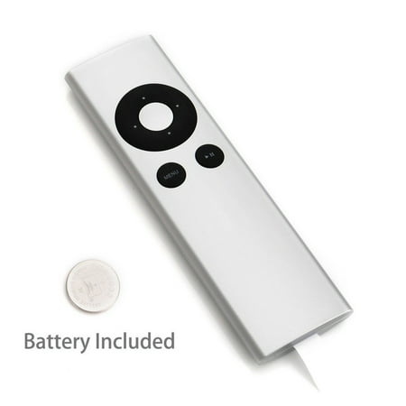 New Remote Control for Apple TV A1156 A1427 A1469 A1378 A1294 MD199LL/A MC572LL/A MC377LL/A MM4T2AM/A MM4T2ZM/A ()