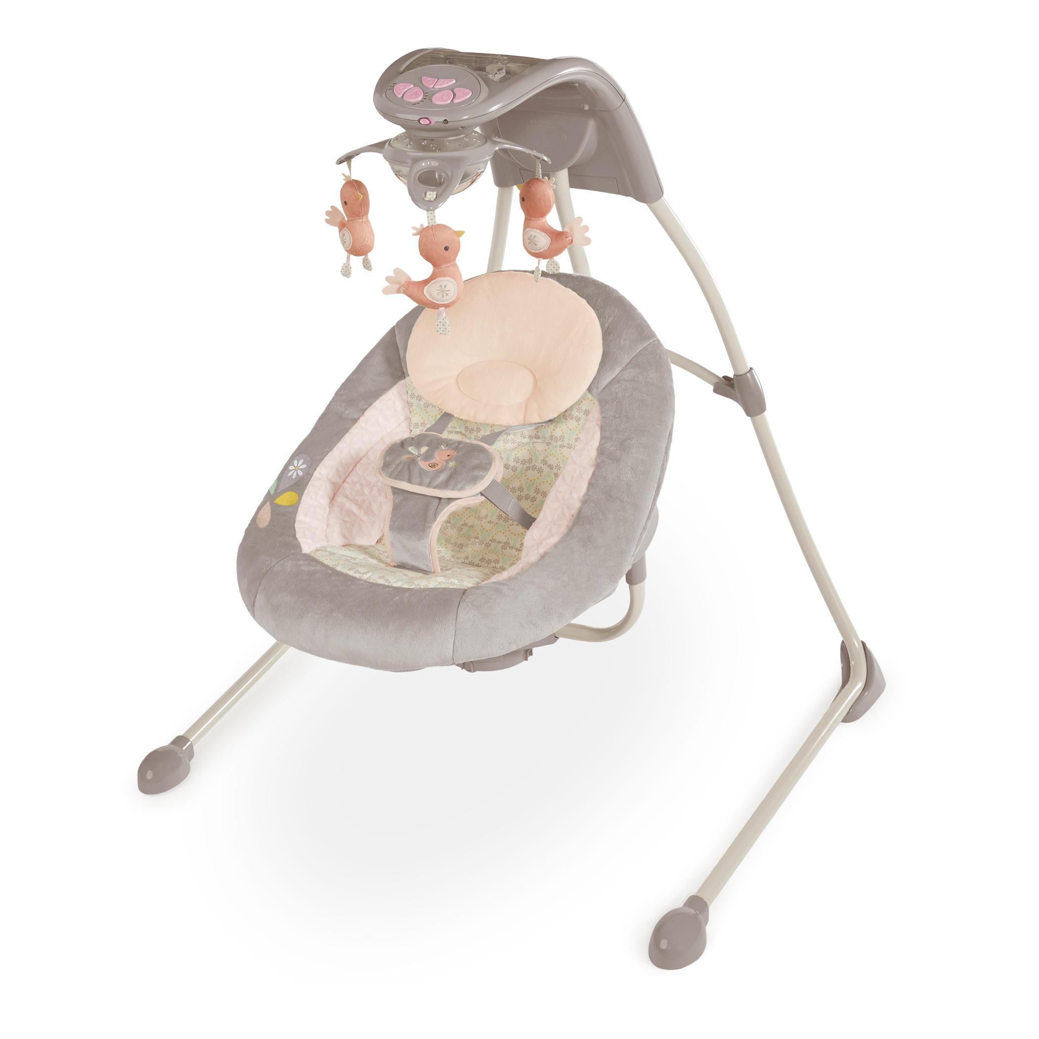 Ingenuity InLighten Cradling Swing Piper by Ingenuity