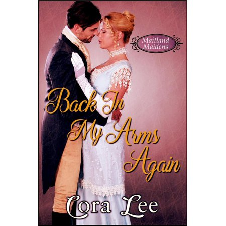 Back In My Arms Again - eBook