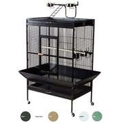 Prevue Hendryx Signature Select Series Wrought Iron Large Bird Cage