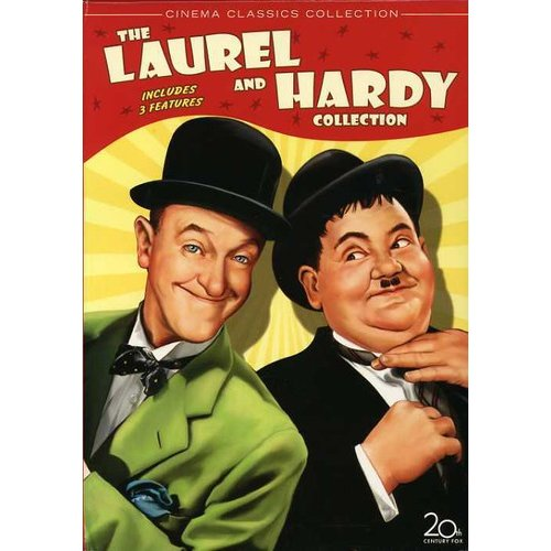 Laurel And Hardy Giftset (Full Frame)