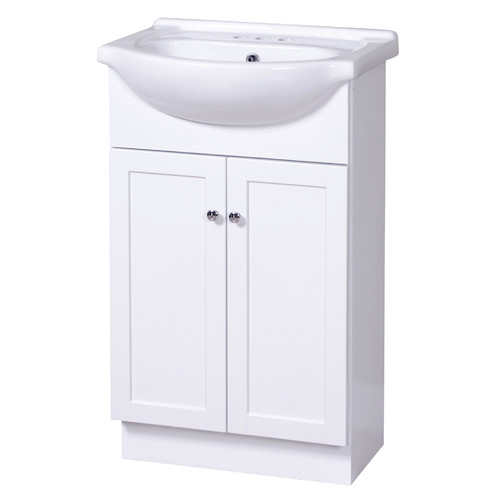 "foremost co2135 columbia bathroom vanity 21-3/4"" includes sink"