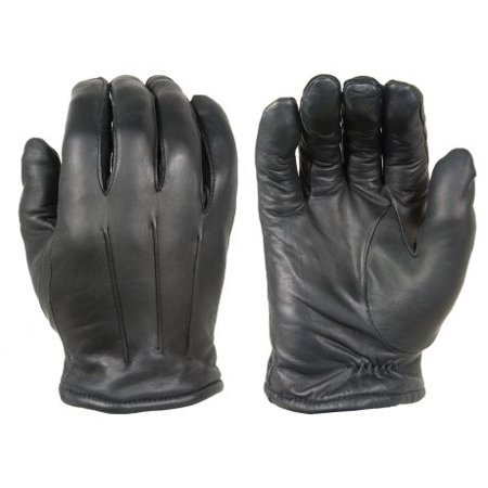 Damascus Men's Black Thinsulate Lined Leather Dress Gloves - Size 2X-Large ()
