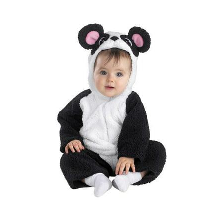 Baby Panda Bear Costume - Baby Panda Bear Costume