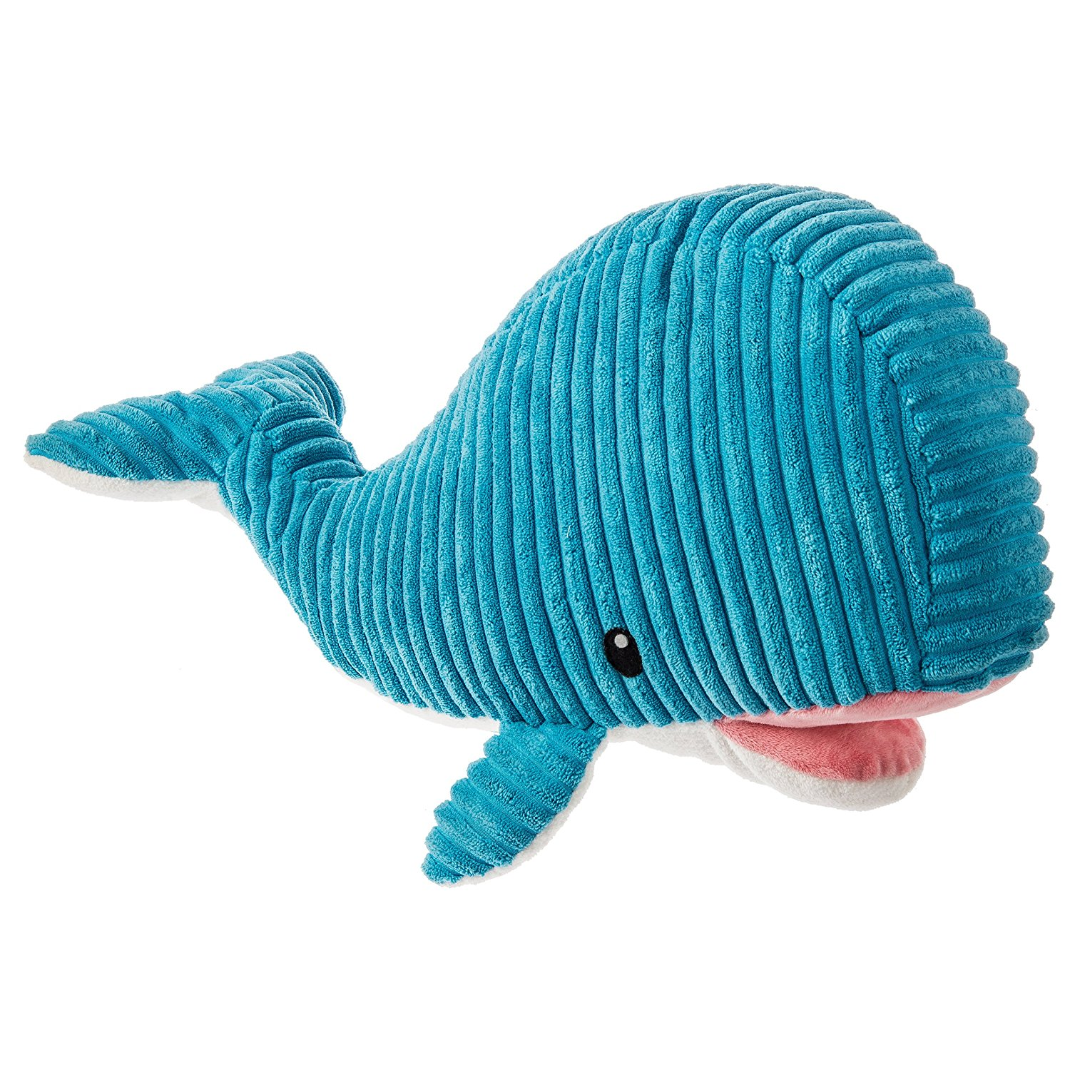 """Mary Meyer Whitecap Whale Soft Toy, 17"""" by Mary Meyer Stuffed Toys"""