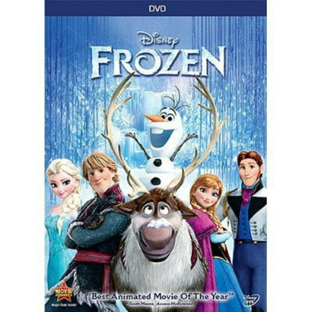 Frozen (DVD) (Old Disney Halloween Movies List)