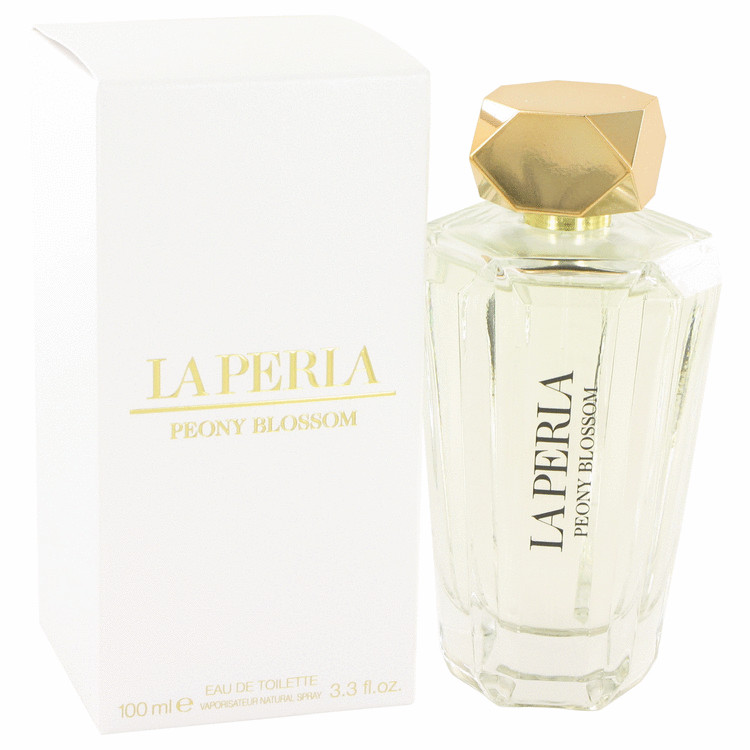 La Perla La Perla Peony Blossom Eau De Toilette Spray for Women 3.3 oz