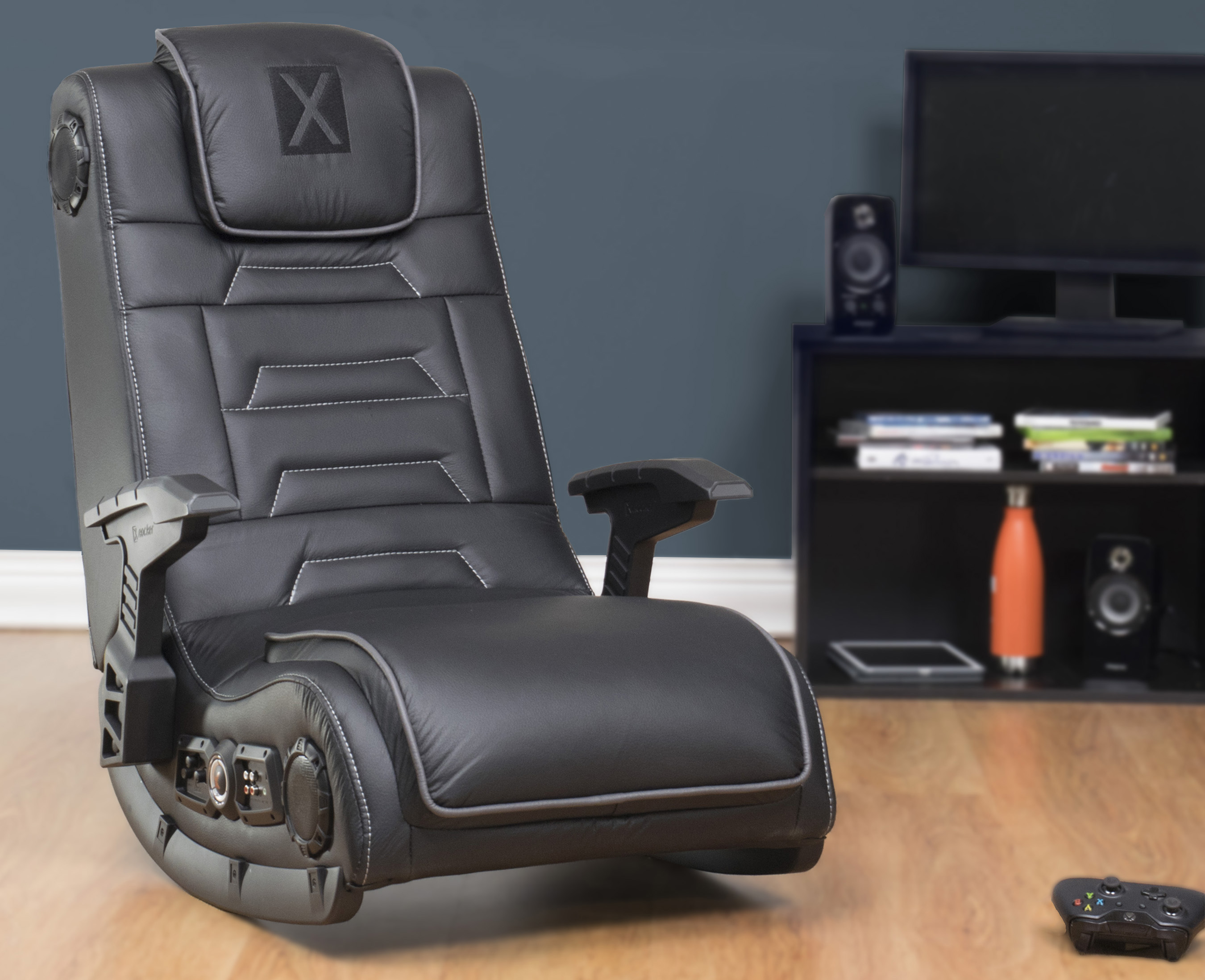 series chair x wireless black com video pro walmart ip gaming rocker audio