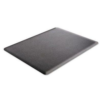 - Deflecto Ergonomic Sit Stand Mat, 60 x 46, Black