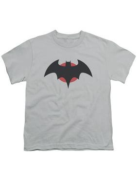Jla - Thomas Wayne - Youth Short Sleeve Shirt - X-Large