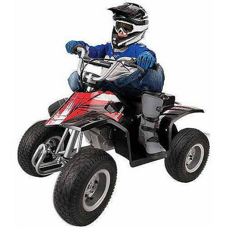 Razor 24-Volt Electric Dirt Quad Ride On - For Ages 8 and Up (Real Dirt Bikes For Racing)