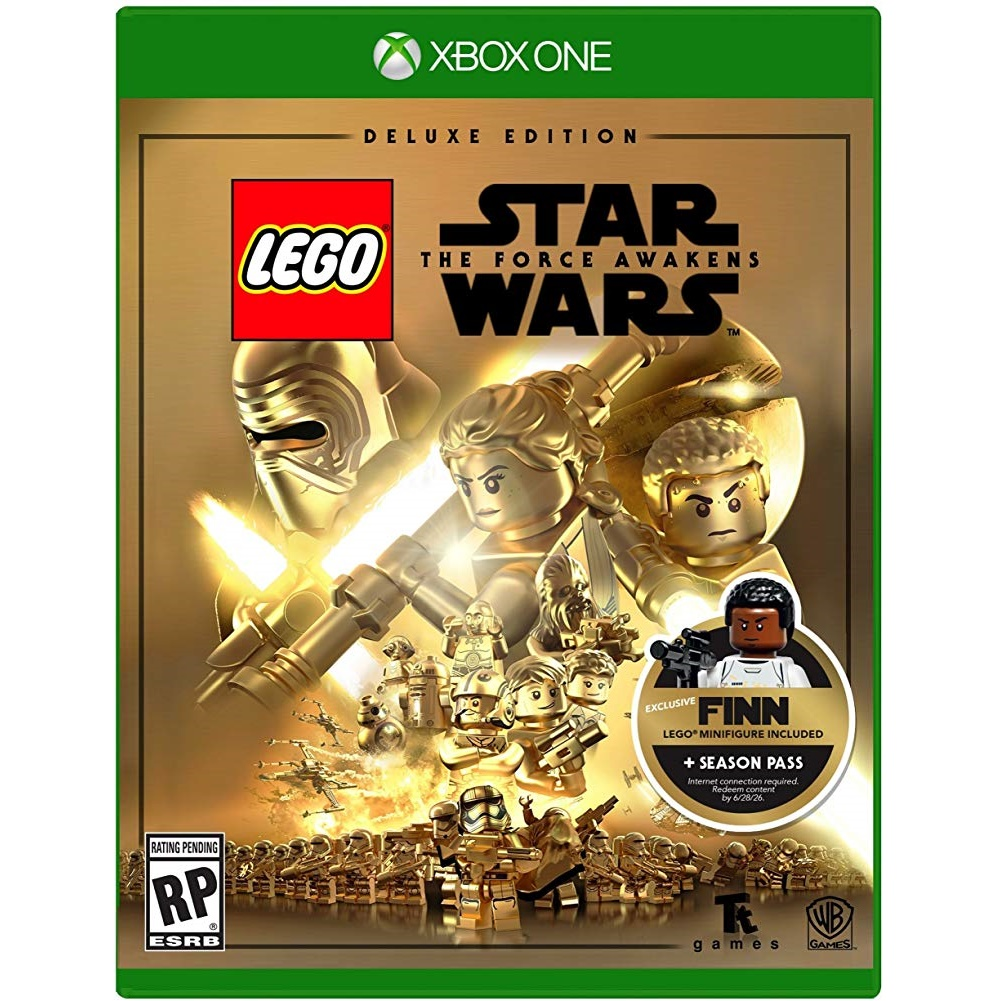 Warner Bros. LEGO Star Wars The Force Awakens Deluxe Edition (Xbox One)
