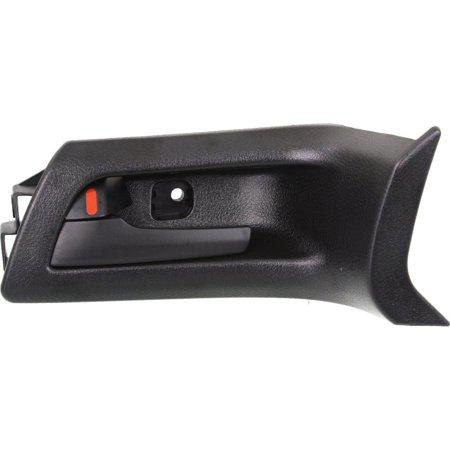 NEW INTERIOR DOOR HANDLE BLACK FRONT LEFT FITS 11-13 CHEVROLET CAPRICE 92249287 Chevrolet Caprice Front Door Handle