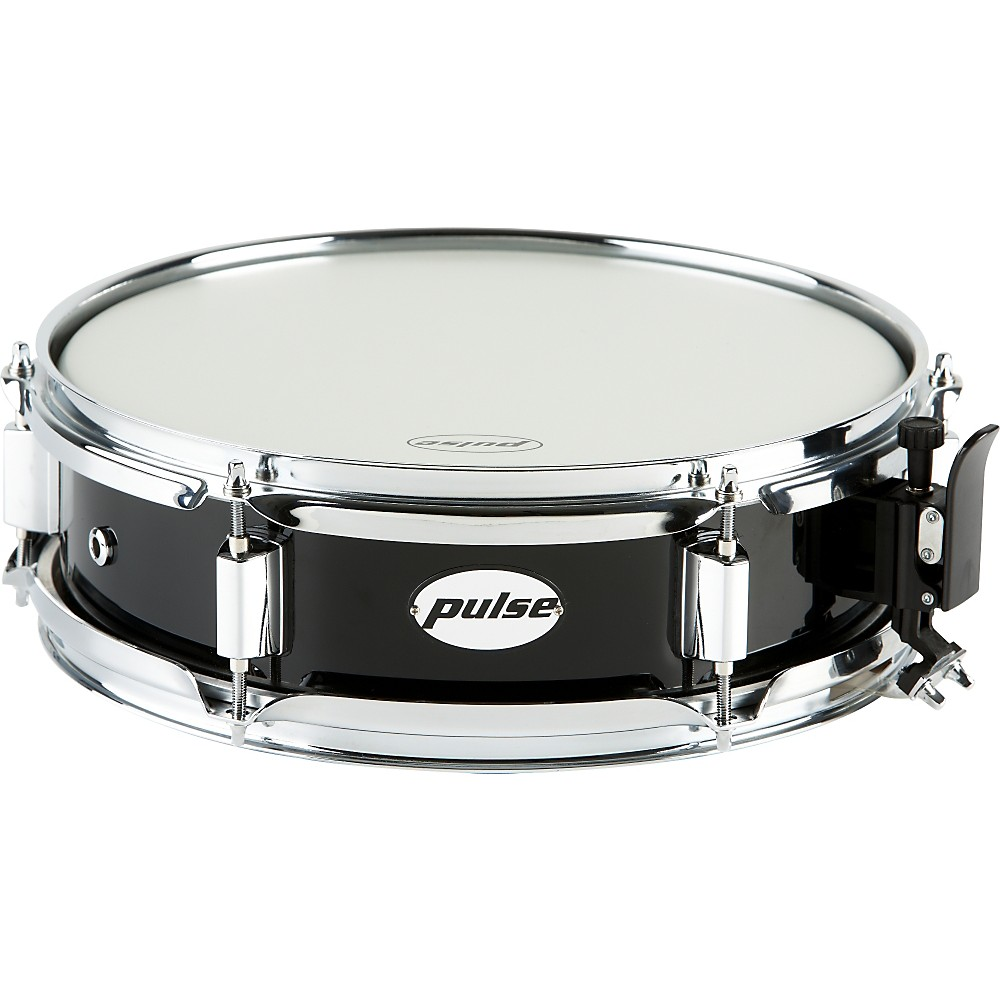 Pulse Piccolo Snare Drum Black 13 x 4 in.