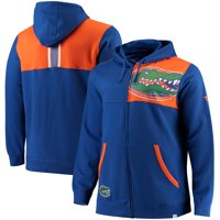 e04c97cf Product Image Florida Gators Fanatics Branded Big & Tall Iconic Bold  Full-Zip Hoodie - Royal