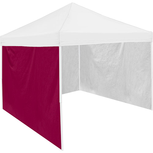 Logo Chair Maroon Tent Side Panel