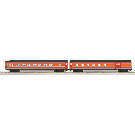 American Flyer 6-47918 S Southern Pacific Passenger Cars Combine/Observation Set