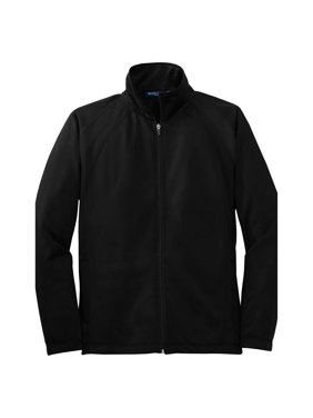 Sport-Tek Men's Comfortable Tricot Track Athletic Jacket