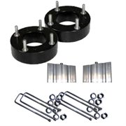 Airbagit LEVEL-TOY-TAC-02.5e Lift Toyota Tacoma - 2.5 & 3 in. 2005 - 2015 Front & Rear Leveling Kit Steel