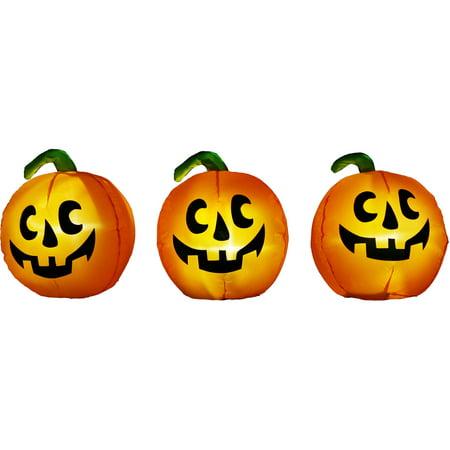 Pumpkin Pathway Markers Halloween Decoration - Walmart.com