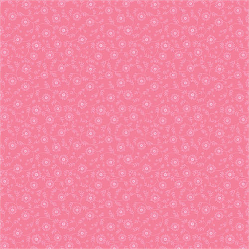 "David Textiles Ellen's Floral 44"" Quilting Cotton Fabric By The Yard"