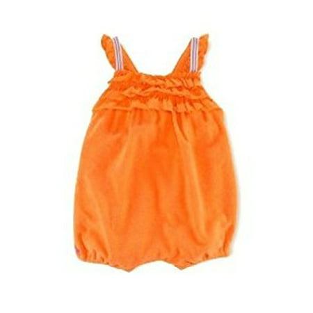 Ralph Lauren Baby Girls Terry Bubble Shortal 9 Months