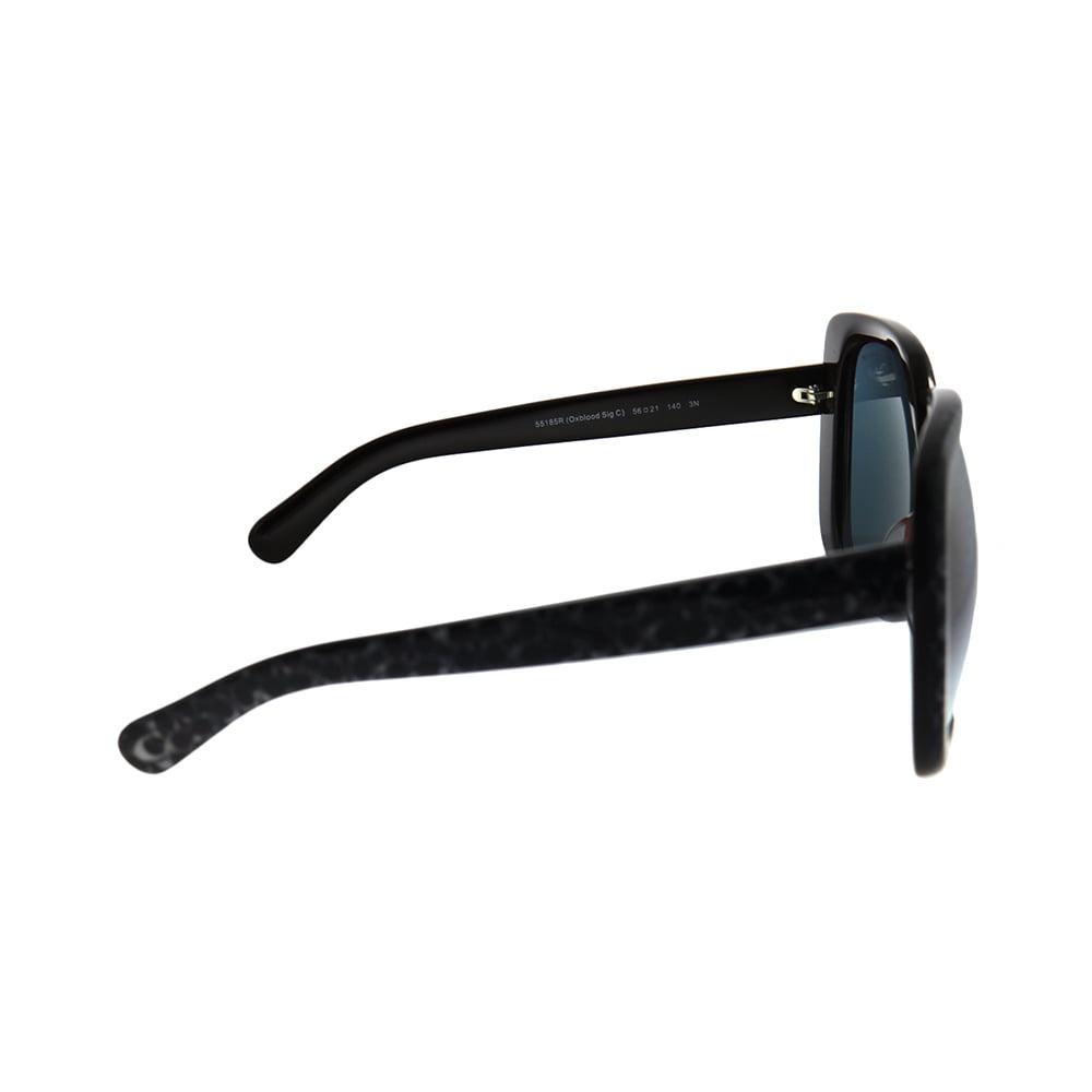 Sunglasses Coach HC 8245 55185R OXBLOOD SIG C OUTSIDE