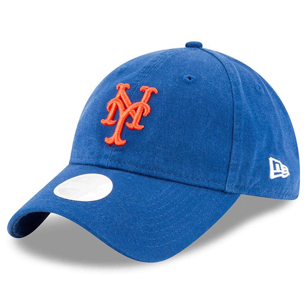 New Era New York Mets Women's Royal Preferred Pick 9TWENTY Adjustable Hat - OSFA
