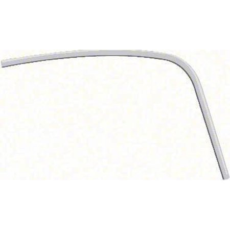 Goodmark Right Side Drip Rail Molding for 70-78 Chevy Camaro, Pontiac  Firebird