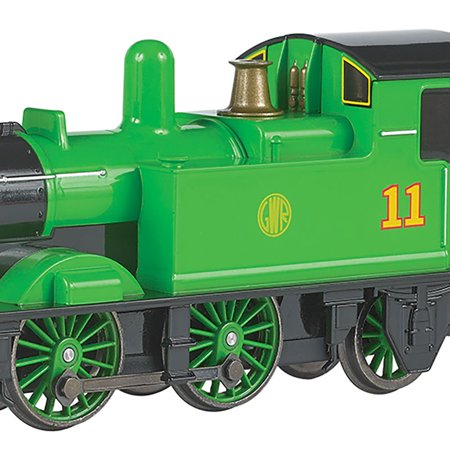 Bachamann Trains Thomas and Friends Oliver Engine HO Scale Train w/ Moving Eyes - image 1 of 5