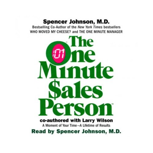 One Minute Salesperson