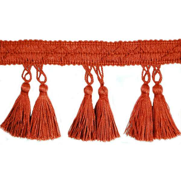 Expo Int'l 20 yards of Dual Tassel Fringe Trim