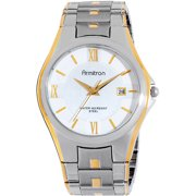 Men's Two-Tone Dress Watch