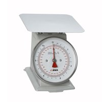 Winco SCAL-66 6-Pound/3kg Scale with 6.5-Inch Dial