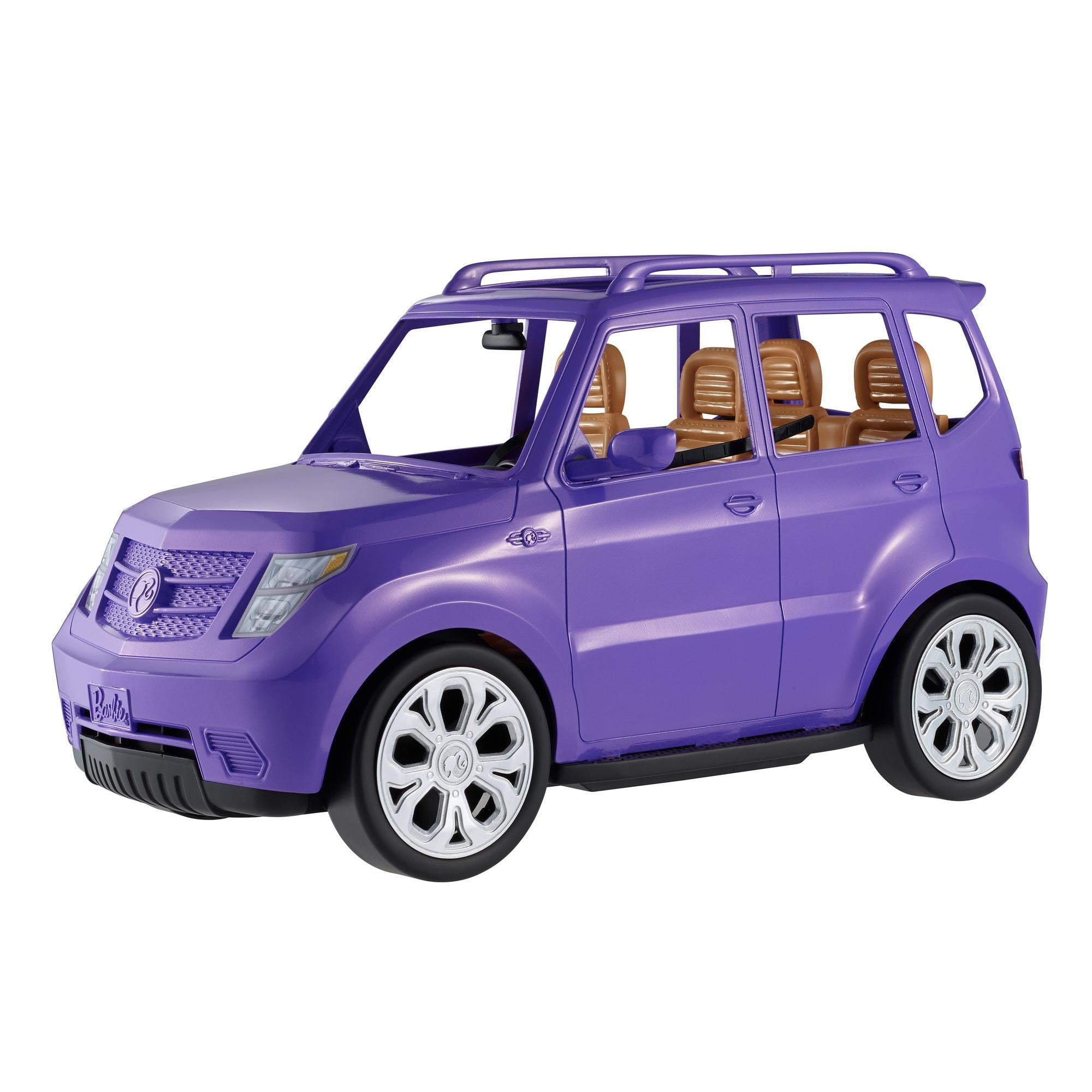 Barbie Glam SUV Purple Fun Adventure Barbie Vehicle by MATTEL INC.