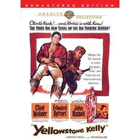 Yellowstone Kelly (DVD)