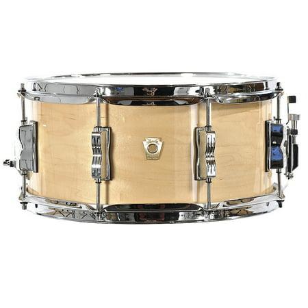 Ludwig Classic Maple 6.5x14 Snare Drum Natural Maple - Walmart.com
